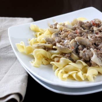 Homemade Hamburger Helper