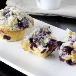 Blueberry Burst Muffins
