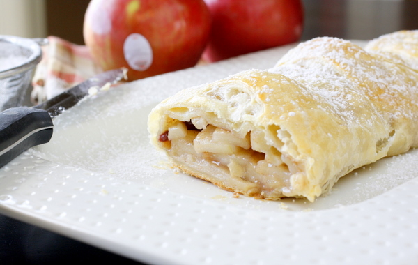 Quick and Easy Apple Strudel | What Megan's Making