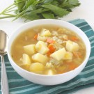 Farmhouse Vegetable Barley Soup