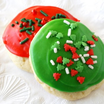 Lofthouse Style Soft Sugar Cookies