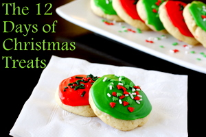 12 Days of Christmas Treats