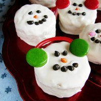 Rice Crispy Snowmen 004wm