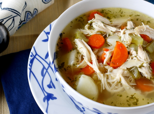 Old fashioned chicken noodle soup recipe 37