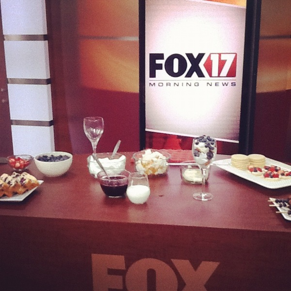 Fox 17 July 2012
