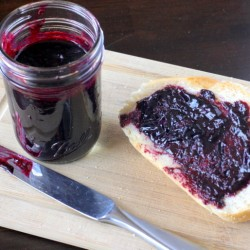 Vanilla Blueberry Butter