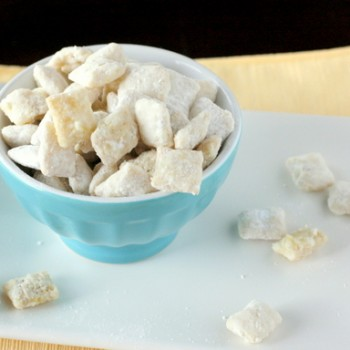Lemon Puppy Chow