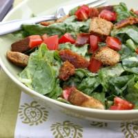 BLT Sandwich Salad