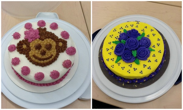 My Thoughts on the Wilton Cake Decorating Class What ...