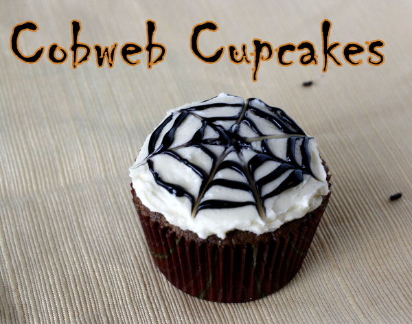 halloween cupcakes part 1
