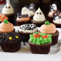 Halloween Cupcakes
