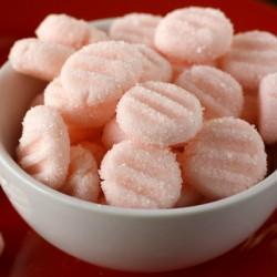 Creamy Christmas Mints