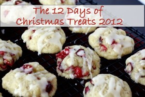 12 Days of Christmas Treats 2012 from What Megan's Making