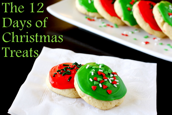 The 12 Days of Christmas Treats (2012) | What Megan's Making