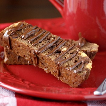 Double Chocolate Biscotti