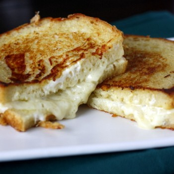 Extraordinary Grilled Cheese