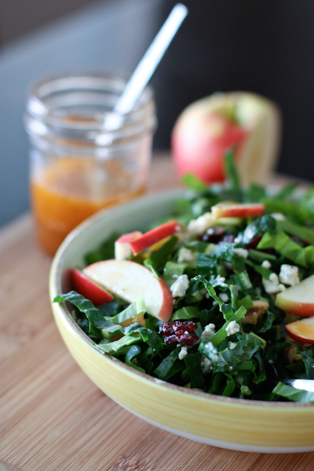 Kale-And-Chard-Power-Salad-Maple-Vinaigrette-Recipe-Aggies-Kitchen-5