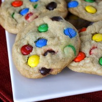 M&amp;M Cookies