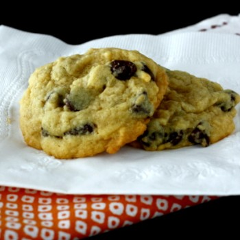 Chocolate Chip Pudding Cookies
