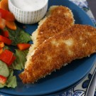 Crispy Pan-Fried Chicken Fingers