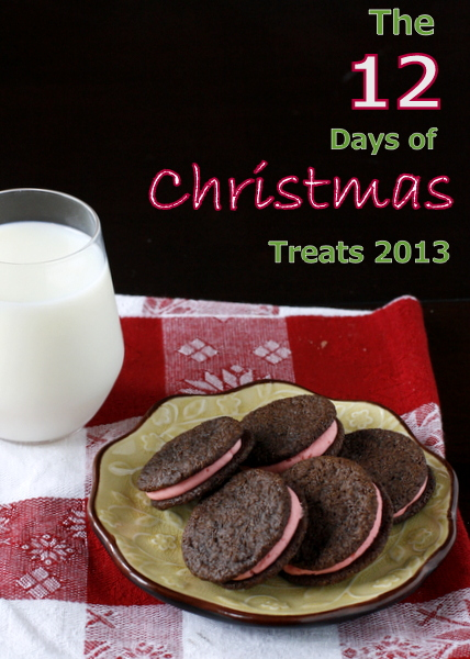 12 Days of Christmas Treats 2013 logo