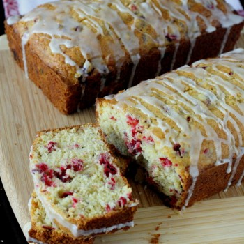Cranberry Breakfast Bread