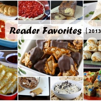 Top Recipes 2013