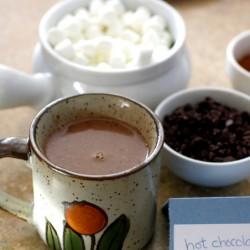 Creamy Homemade Hot Chocolate