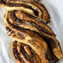 Mexican Chocolate Loaf