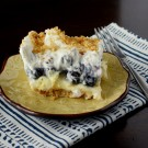 Blueberry Pudding Dessert