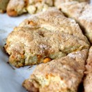 Fresh Apple Scones