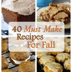 Must Make Recipes for Fall