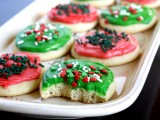 Perfect Christmas Sugar Cookies