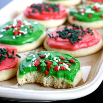 Perfect Christmas Sugar Cookies