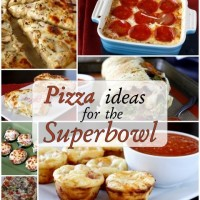 Pizza Ideas for the Superbowl
