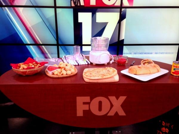 Fox17 TV appearance January 2015