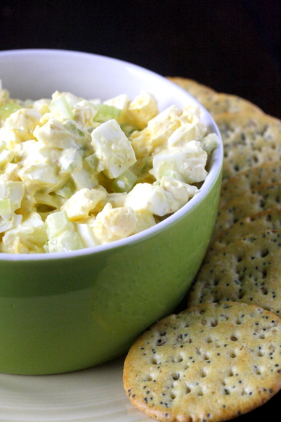 Greek Yogurt Egg Salad