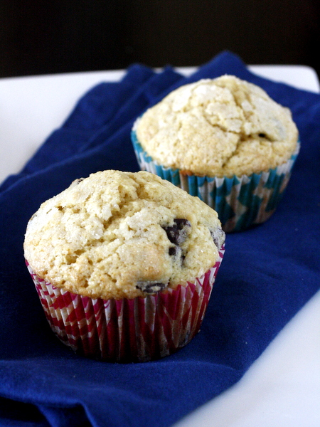 Easy Chocolate Chip Muffins