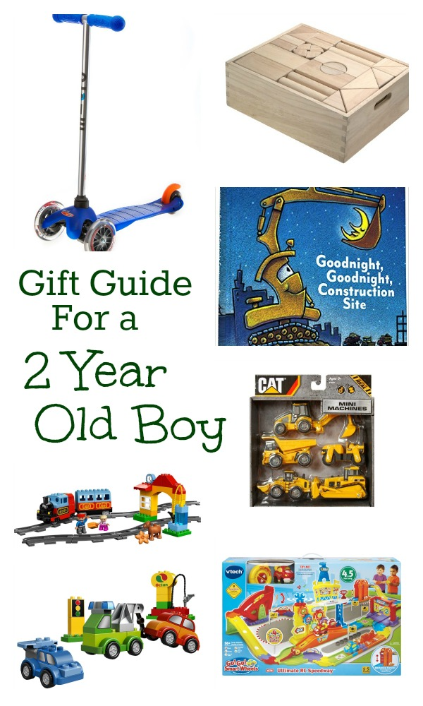 christmas gift ideas for a two year old boy - 2 Year Old Christmas Ideas
