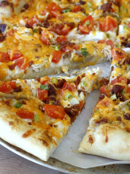 a look at different recipes for making pizza We all know the basics when it comes to pizza combos and toppings that go on top, but one of my favorite things to do is kind of make a pizza that just has four different things going on and i .