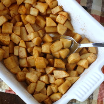 Simple Healthy Baked Apples