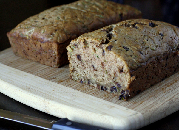 Simple Classic Zucchini Bread