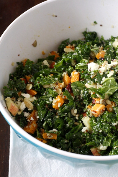Loaded Kale Salad